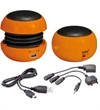 Active Mini Speaker - SOUNDBALL ORANGE