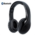 Forever BHS-200 Bluetooth Stereokuulokkeet - Musta