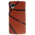 LG Nexus 5 Snap-on Suojakotelo - Basketball
