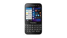 BlackBerry Q5 Tarvikkeet