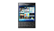 BlackBerry Passport Tarvikkeet