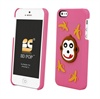 iPhone 5 / 5S / SE Beyond Cell 3D Pop Monkey Cover - Pink