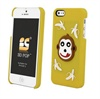 iPhone 5 / 5S / SE Beyond Cell 3D Pop Monkey Cover - Yellow
